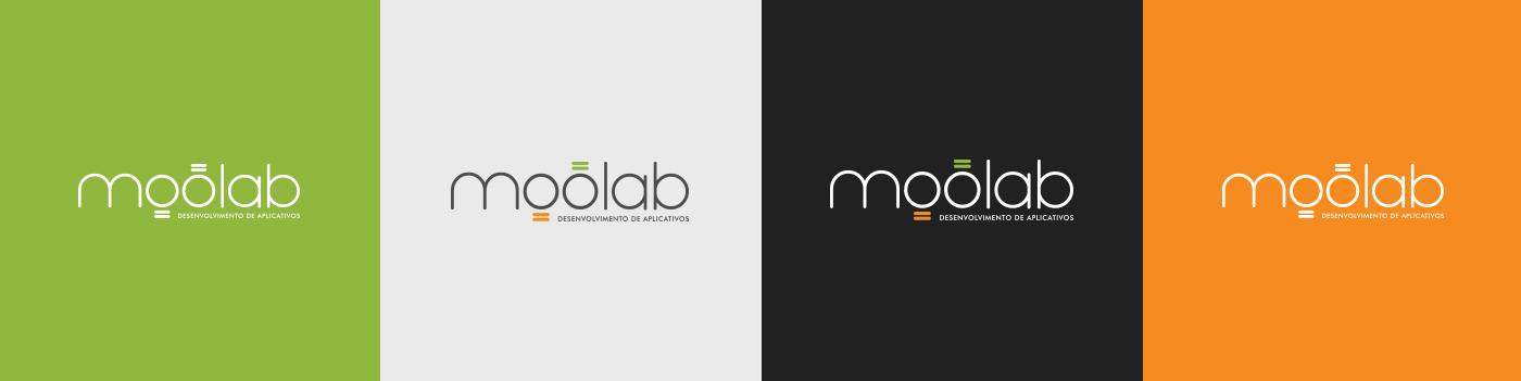 mobile apps laboratorio ideias colors brand logo Lamp
