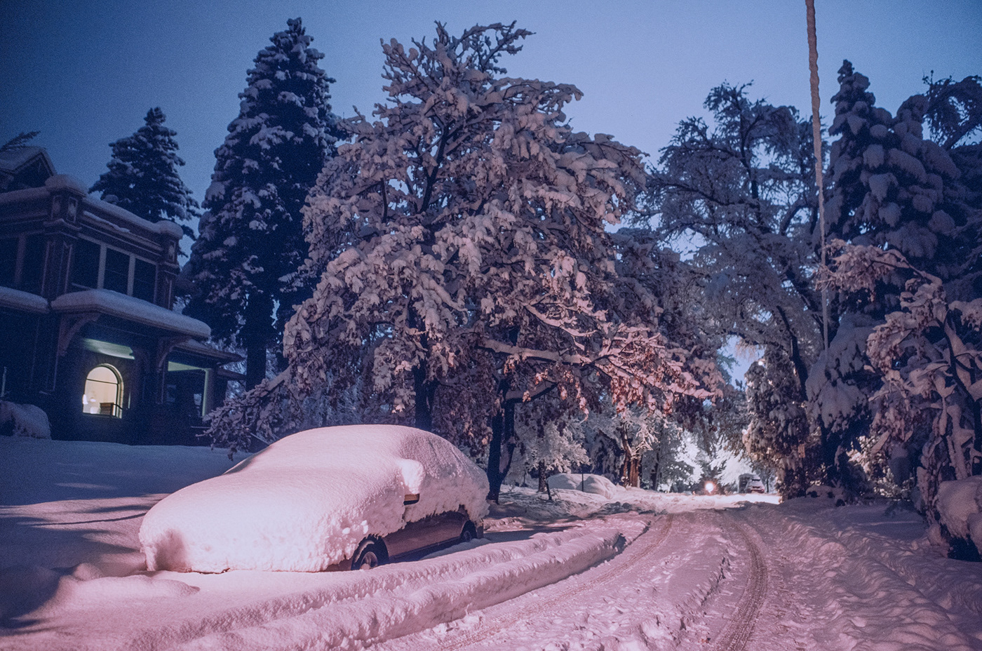 35mm Colorado colorful dreamy Film   landscape photography mountains new mexico pastel colors winter scene