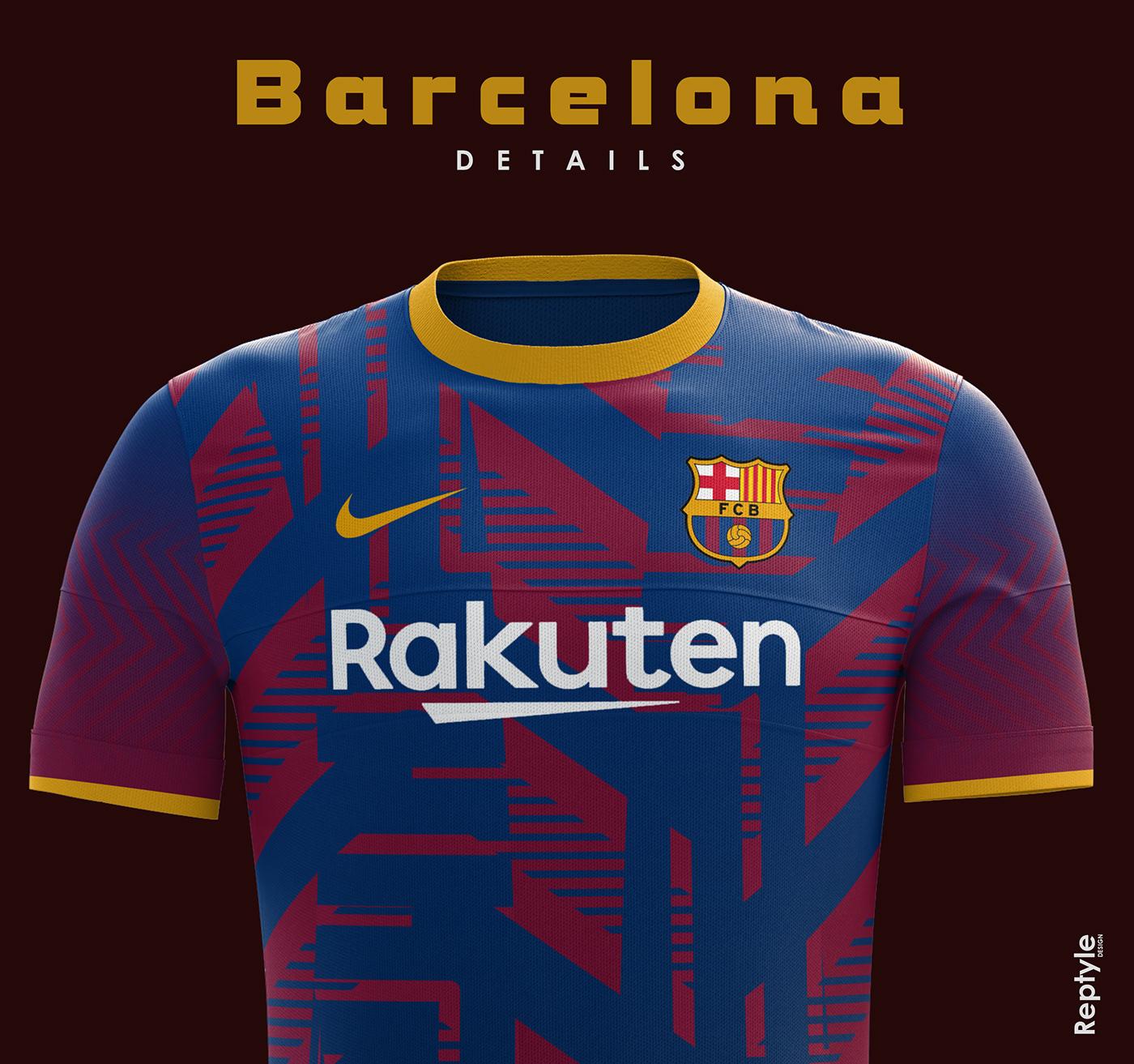 FC Barcelona soccer kit concept. Maurizio Moretti •. Follow Following  Unfollow. Save to Collection e6d1fe749