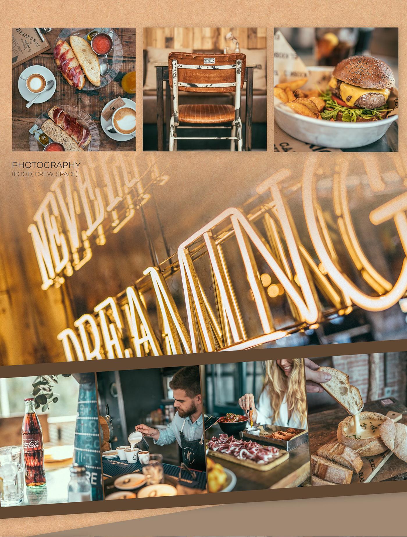 Food  madrid restaurant
