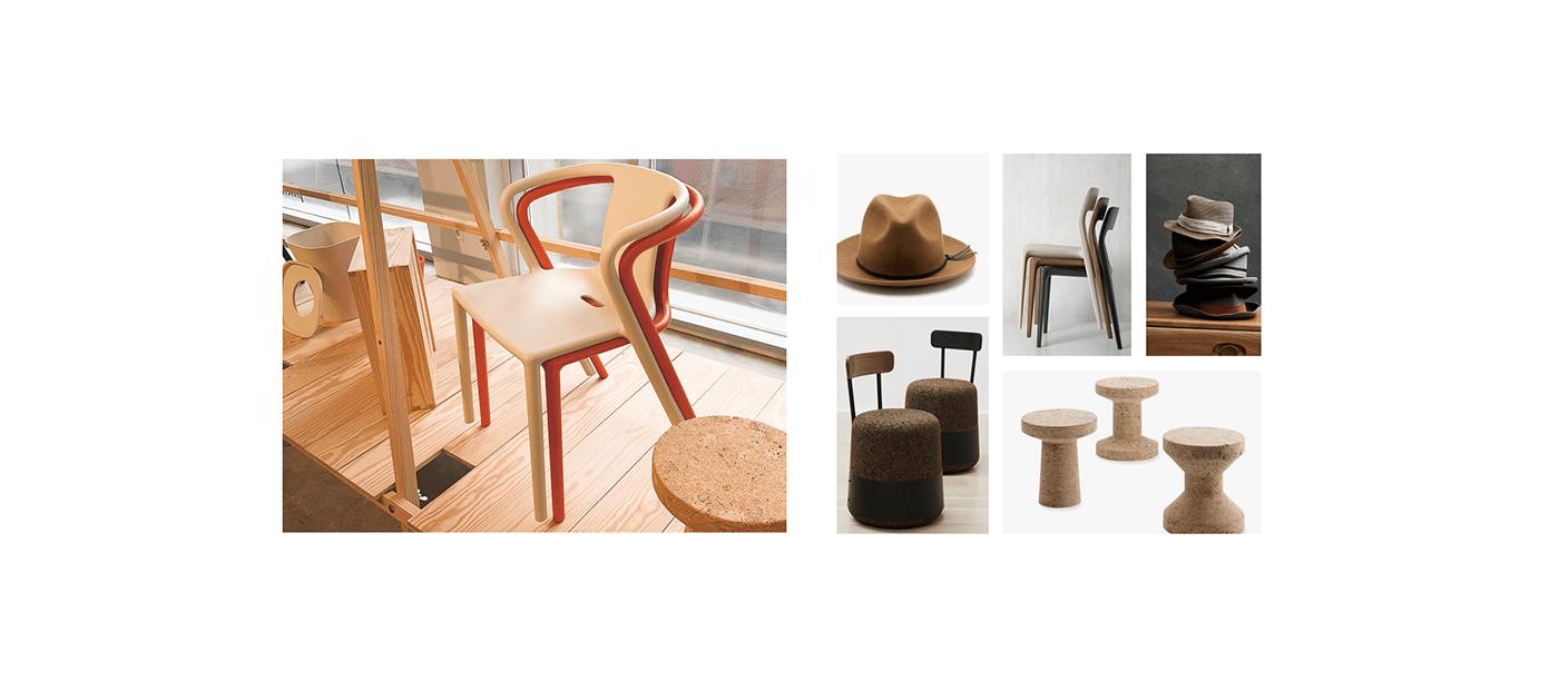 3D Rendering chair design Design Inspiration furniture design  industrial design  product design  Product Design portfolio Stool Design