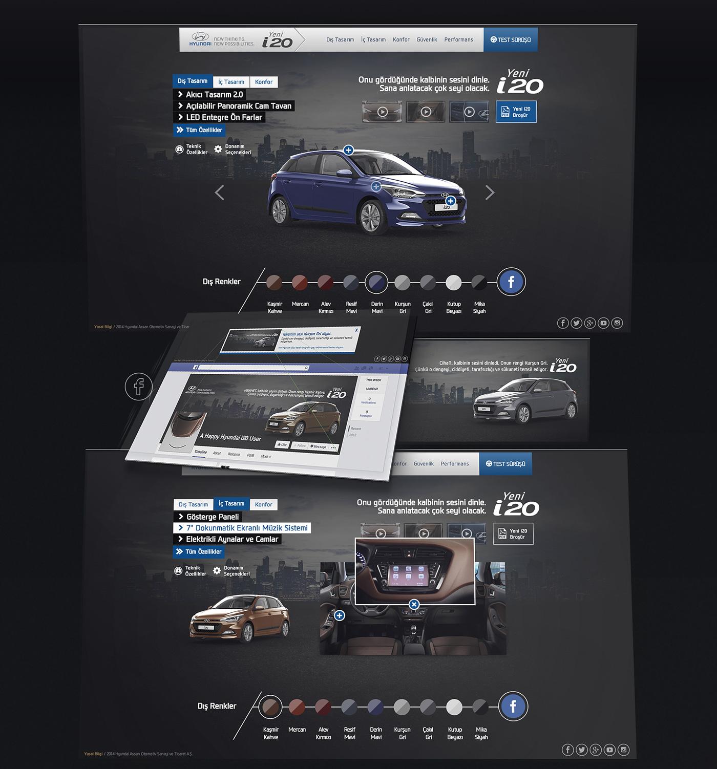 Hyundai i20 Cars Vehicle