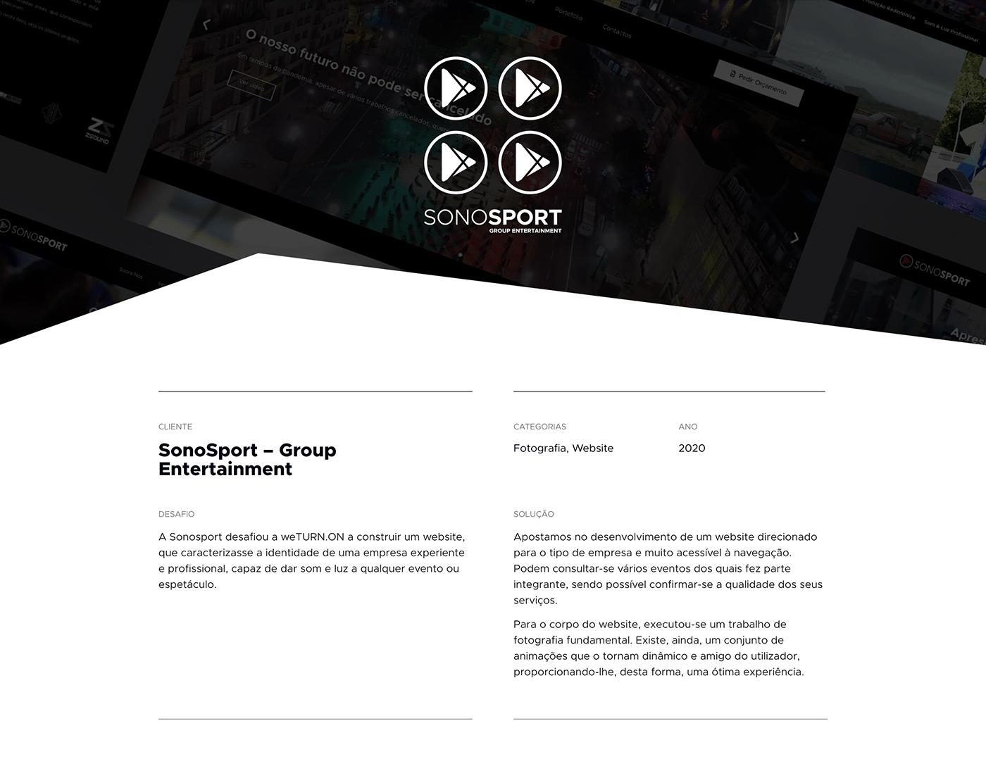 design foto Fotografia Web Web Design  Website