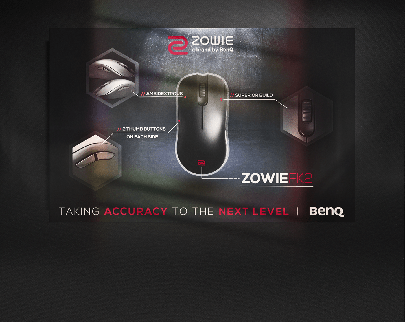 advertisement Advertising  Benq digital esports Gaming posters zowie
