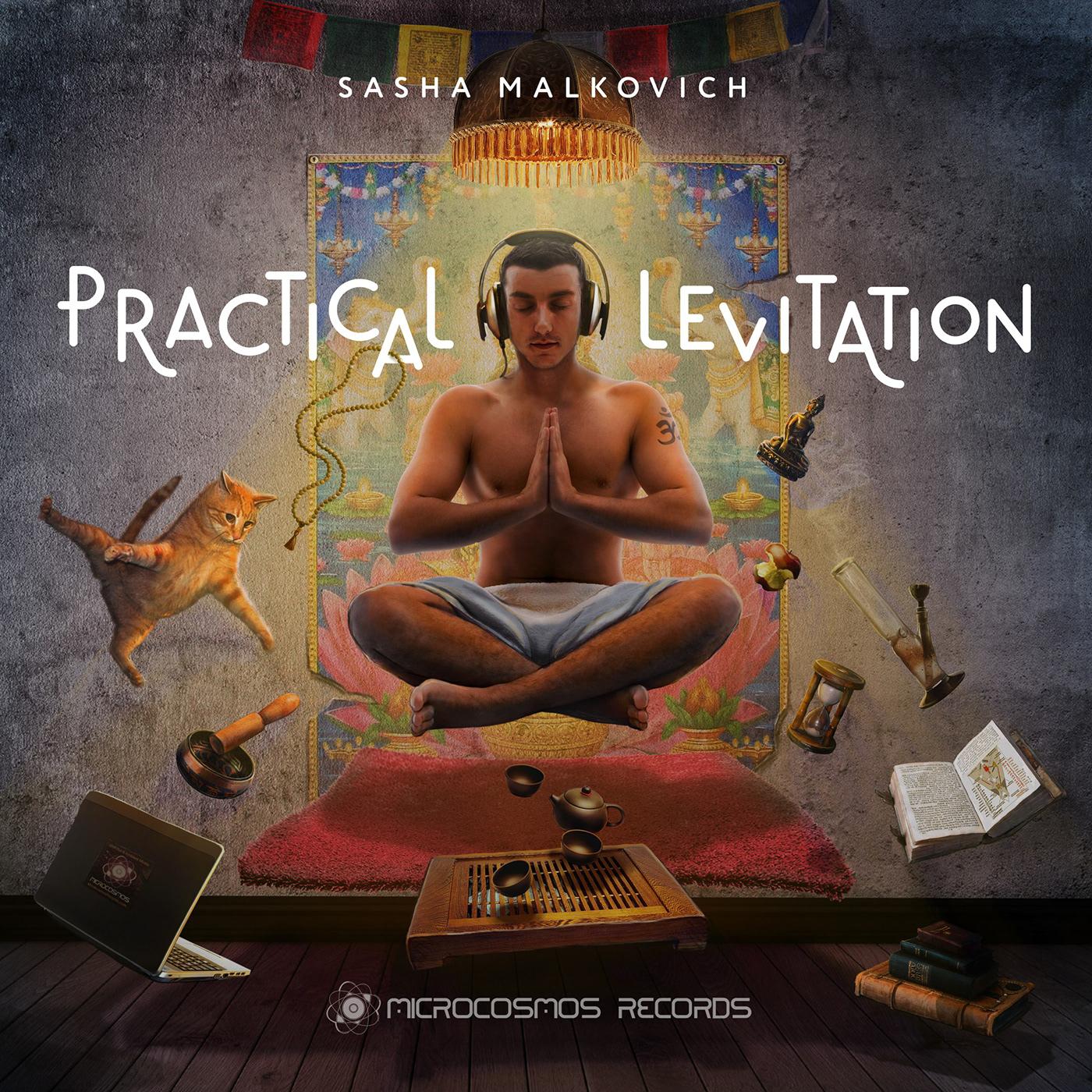 art cover digitalart esoteric fantasy ILLUSTRATION  man Mattepainting music sacred