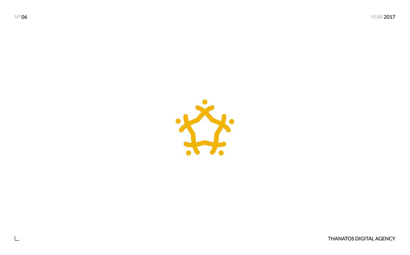 brand logo collection logo Logo Design brand identity branding  Icon pictogram graphic Badge design