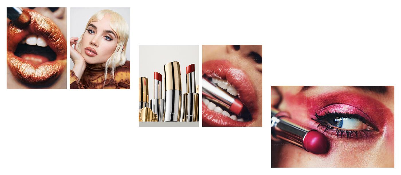 brand Byredo Fashion  Sweden UI Web Design  cosmetics fragnance perfume luxury