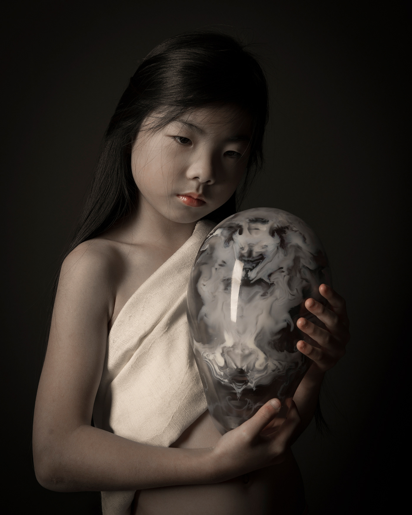 3d printing generative design mutli material modelling multi material death mask death