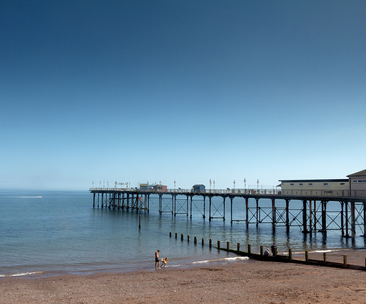 architecture photographer Photography  Seaside piers photographic Project