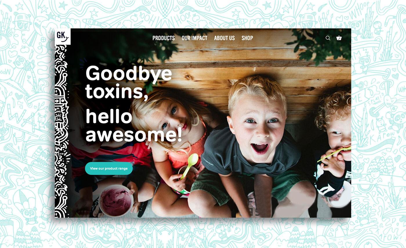 ILLUSTRATION  al wrath Nappies eco friendly environmental toxin free