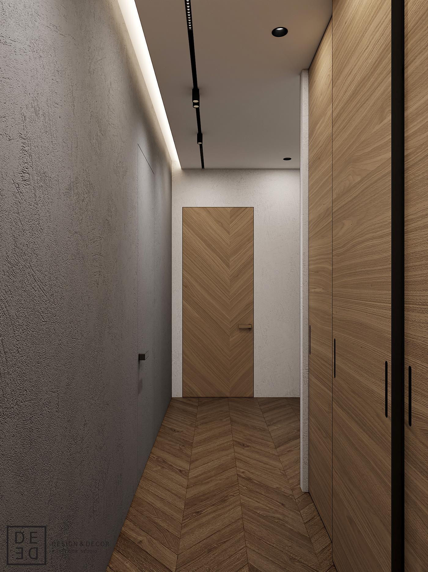 Interior INTRIORDESIGN architecture design 3ds max apartments DE&DE Interior Studio CoronaRender  photoshop