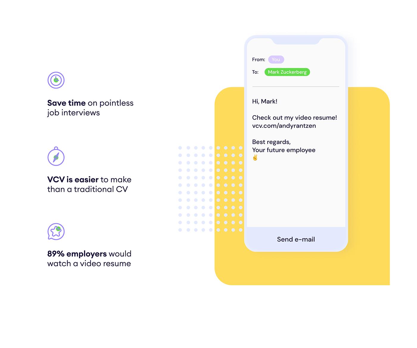 digital landing page product Startup Webflow