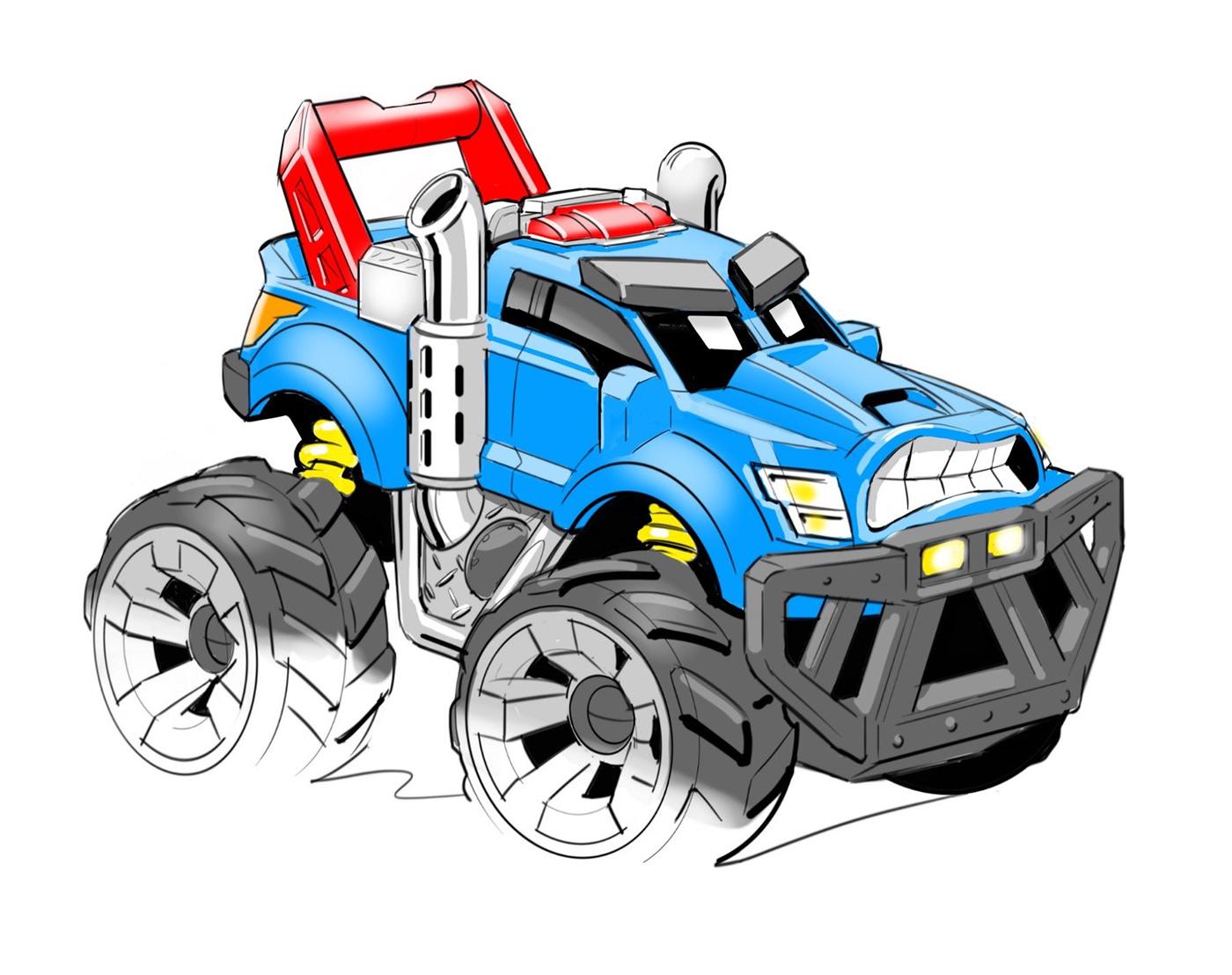 toy vehicles hot rods ratfink trucks motorcycles