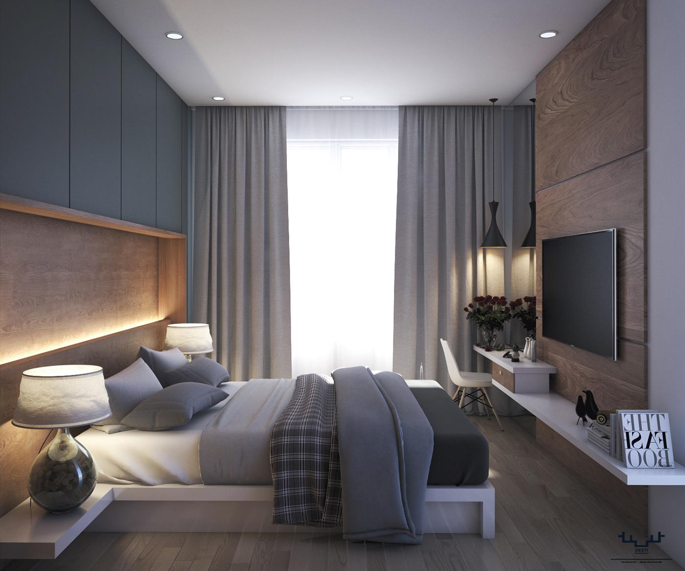 Interior Design Singapore: Scandinavian Interior Design On Behance