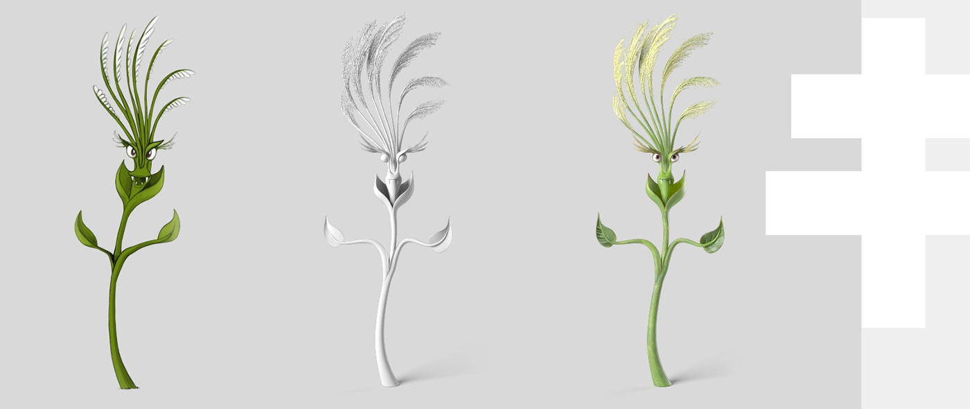 Miagui,syngenta,Character,motion,animation ,3D,postproduction,Agro