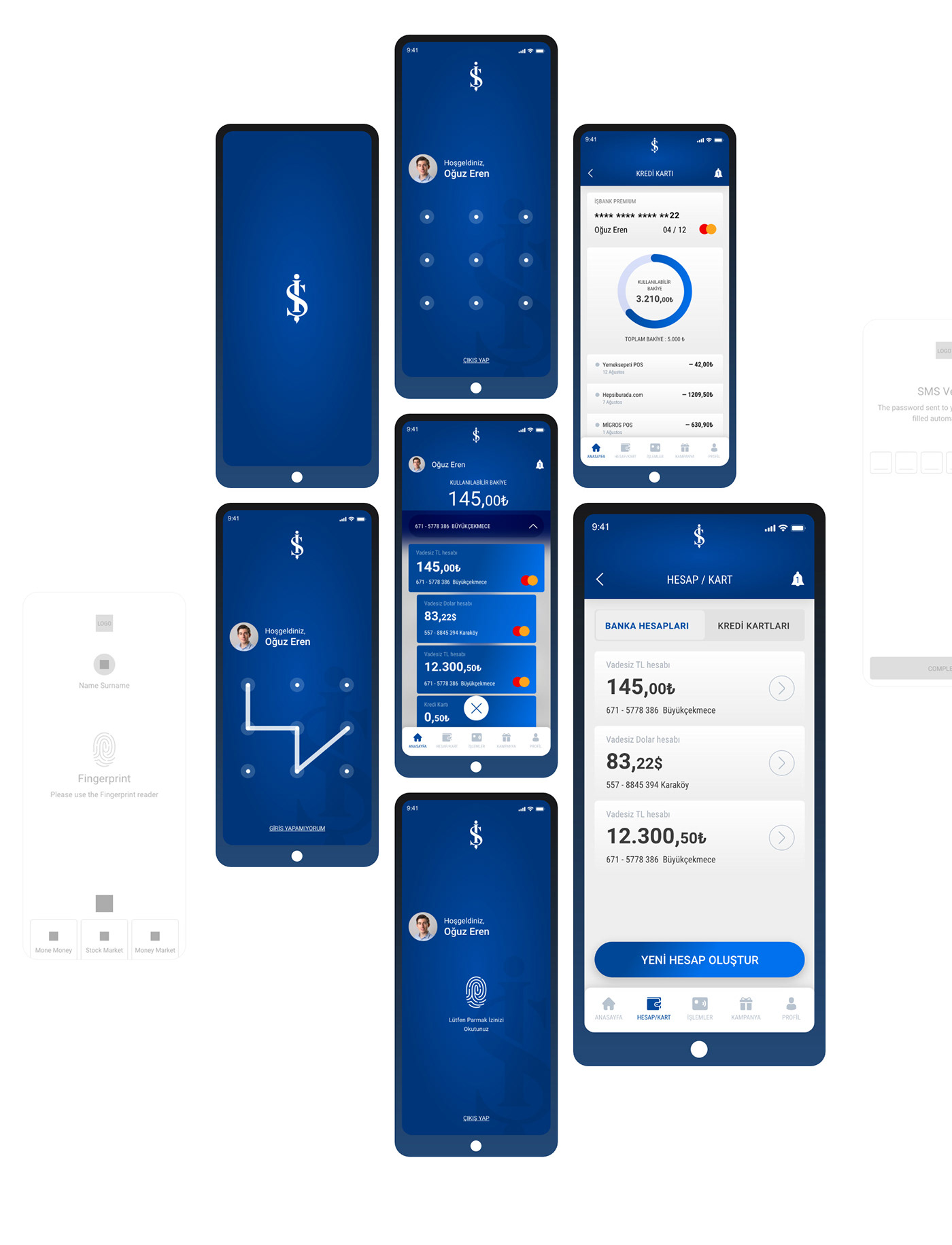 banking app,Mobile Application,UI,user experience,user interface,ux