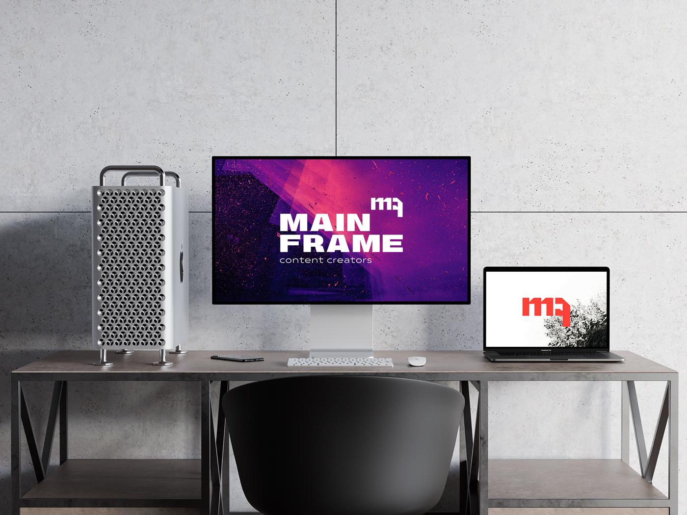 Image may contain: wall, computer and television