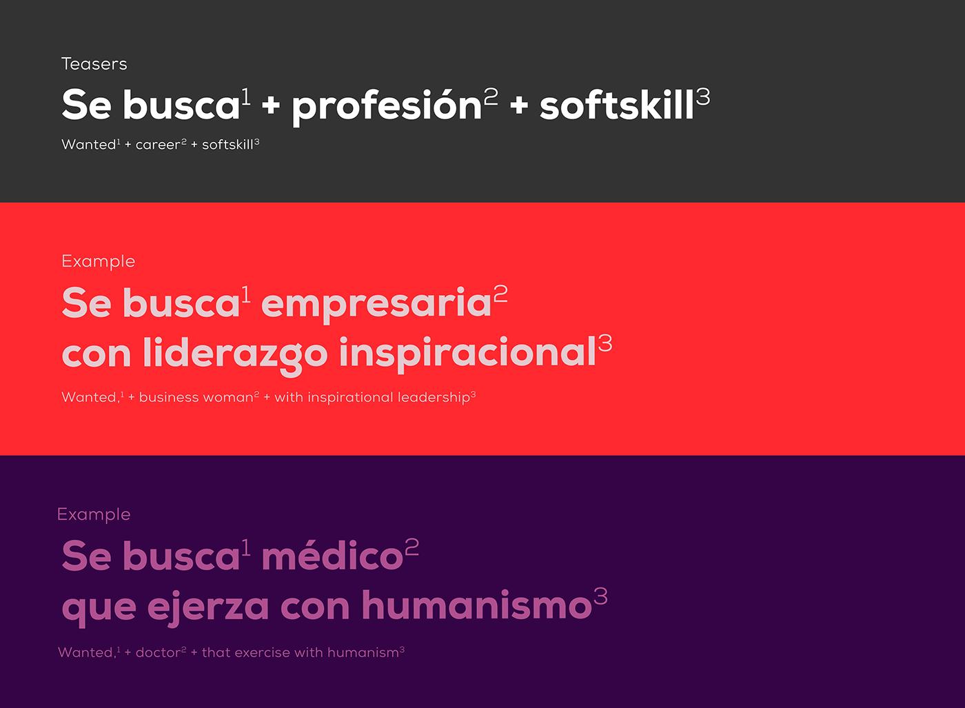 Advertising ,campaign,colors,mexico,motion,University,design,branding ,publicity