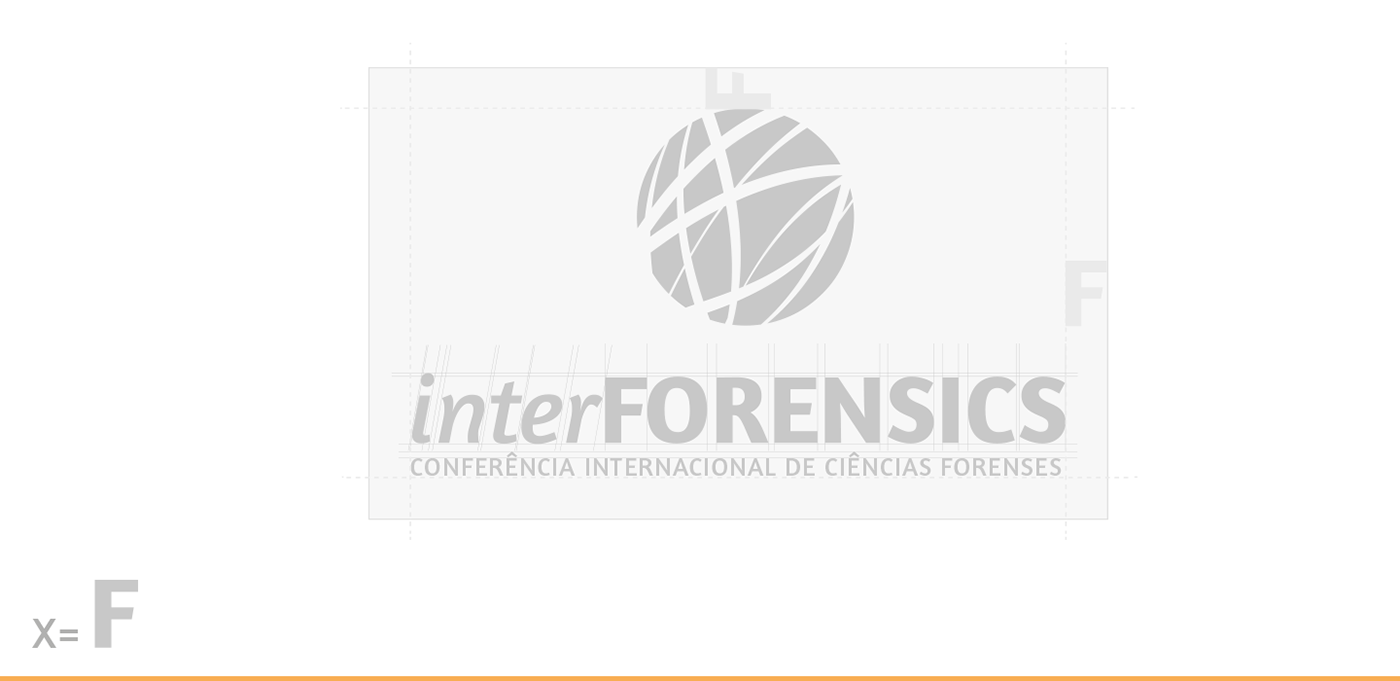 brasilia logo Conferencia Congresso Grandes Eventos Perícia ciências forenses fabrica de criação abcf SBCF