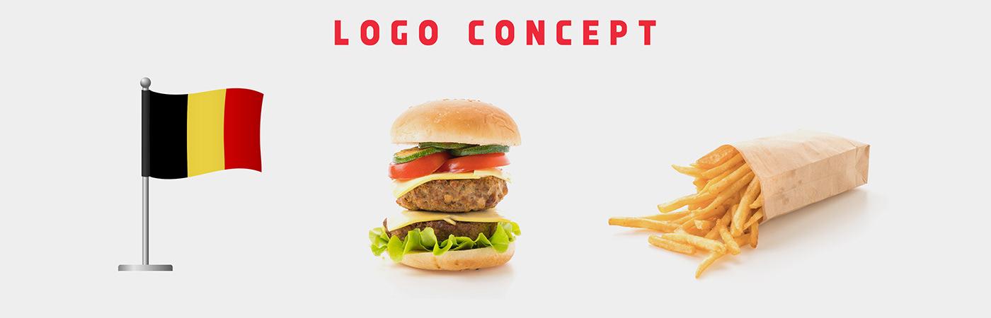 Image may contain: fast food, hamburger and baked goods