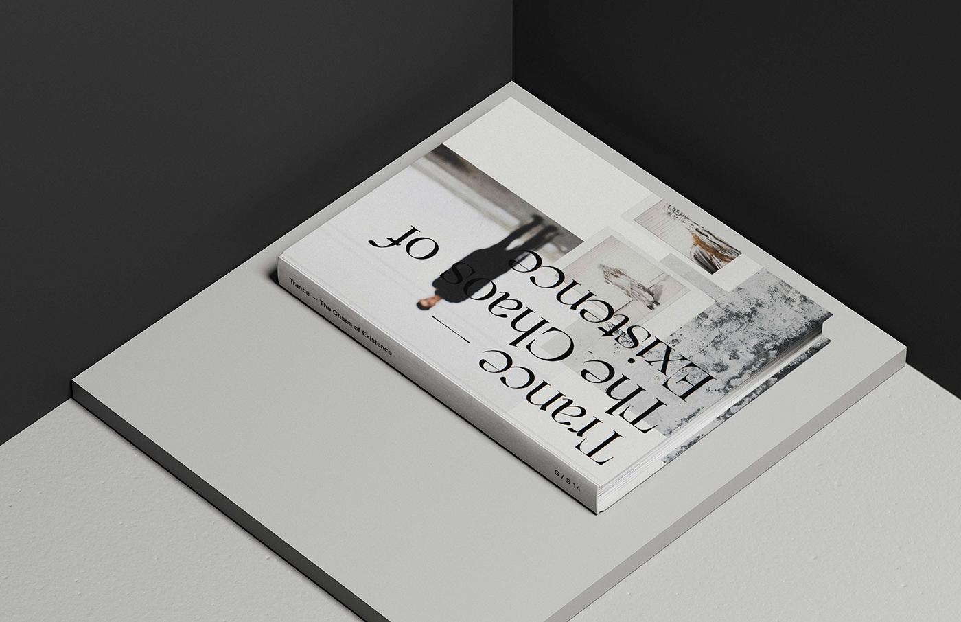 book cover book design editorial design  fashion collection fashion lookbook Lookbook Photography  POLAROID print design  typography