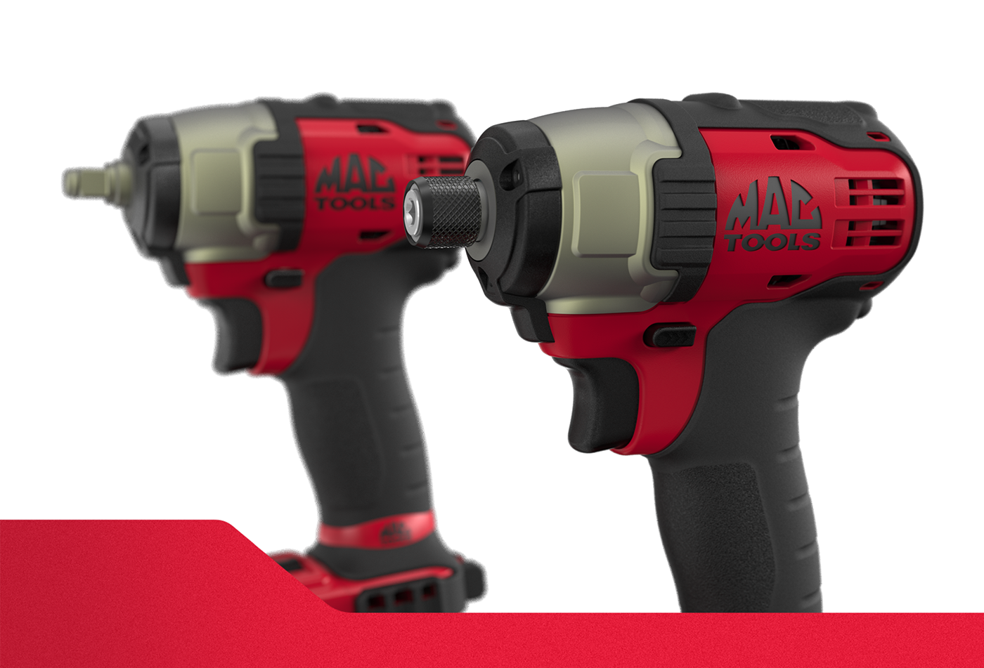 Mac Tools 20v Max Bl Spec Impact Driver Impact Wrench On