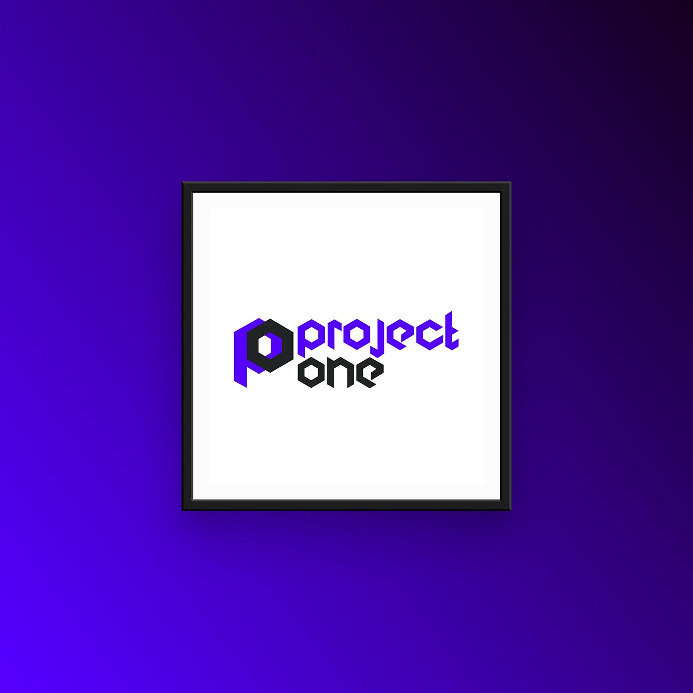 ai artificial intelligence branding  identity mockups Project shivam