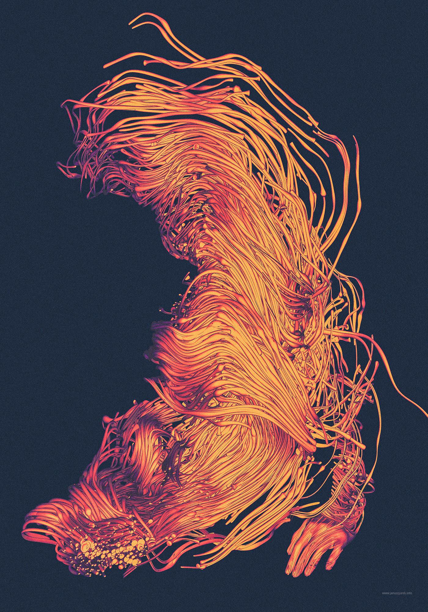 generative,janusz,jurek ,line,lines