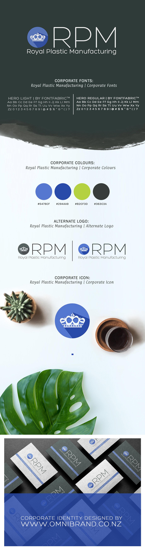 Corporate Identity brand logo Logo Design