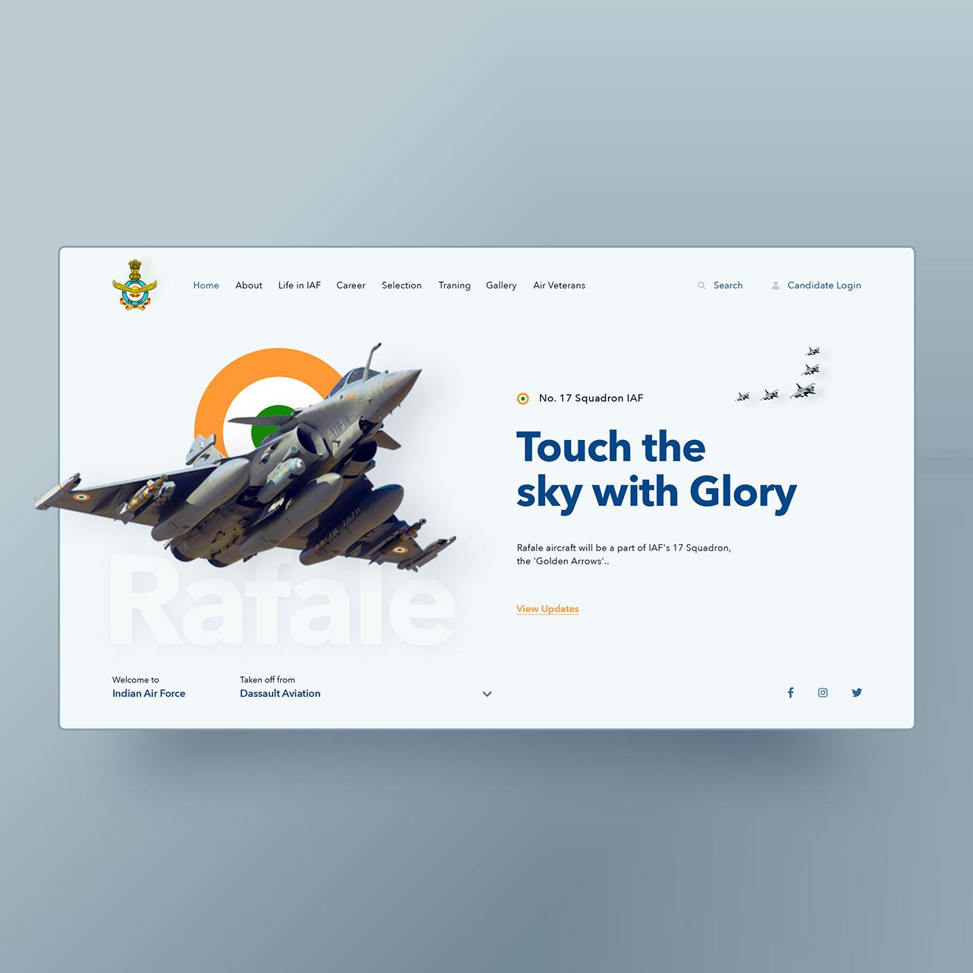 design designers dribbble fighter jet minimal designs ui designs UX Designs web designs web development  Website Designs