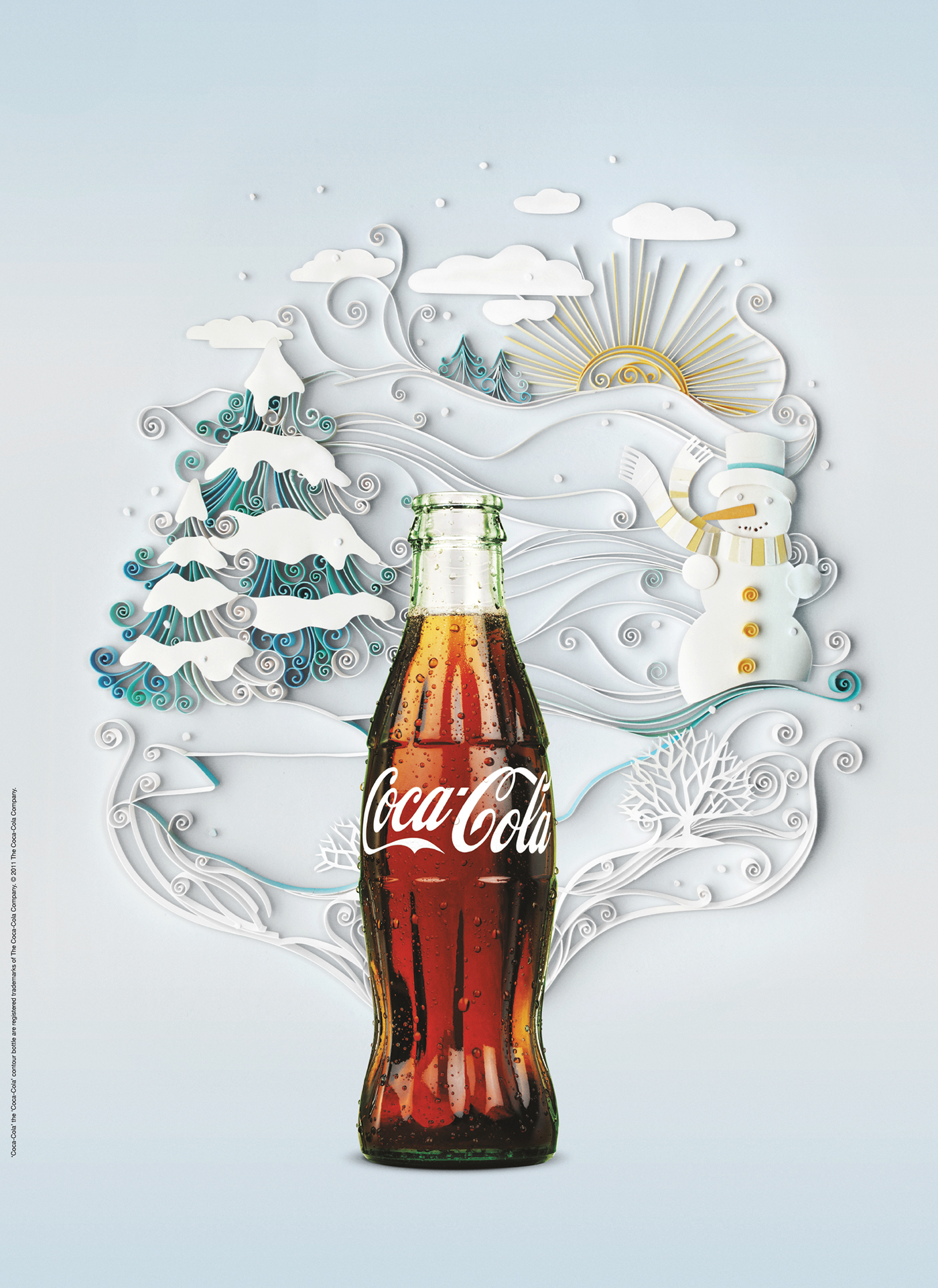 Coca-Cola // Art Direction on Behance