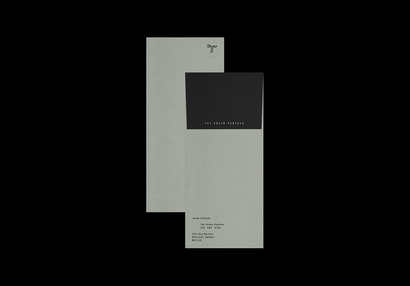 identity,Stationery,Layout,restaurant,business card,letterhead,application,black and white,minimal