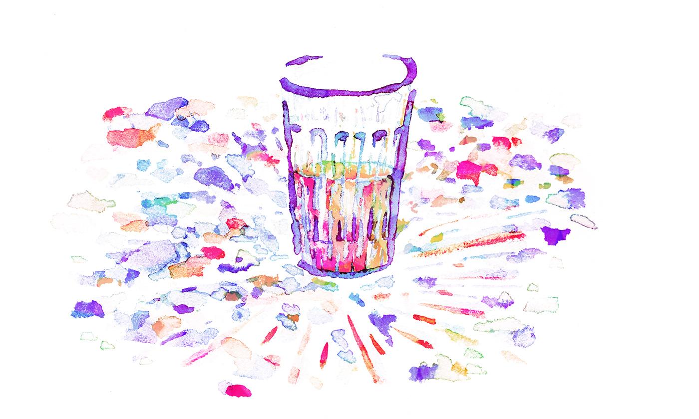 watercolor,イラスト,水彩