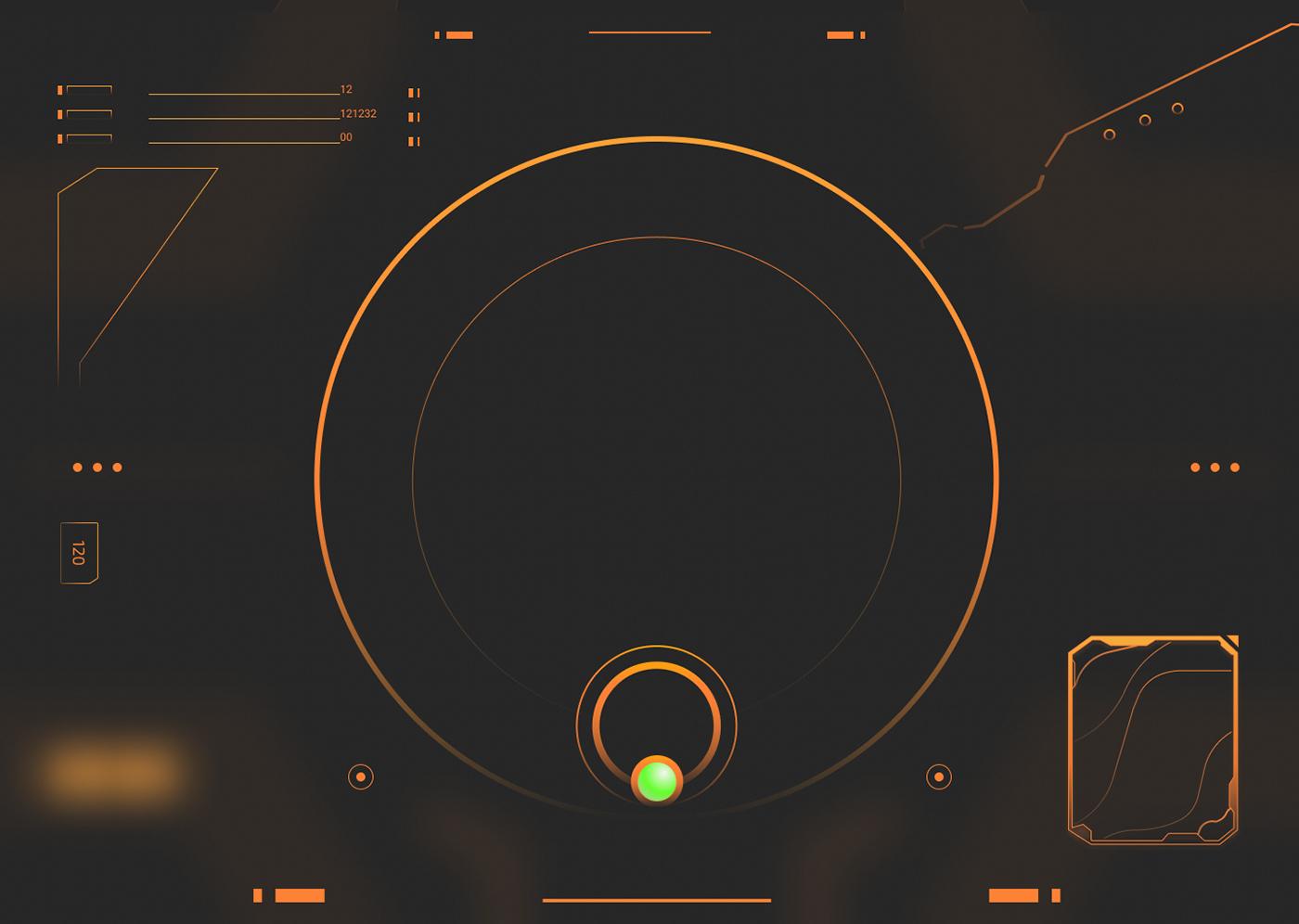 Image may contain: screenshot, abstract and circle
