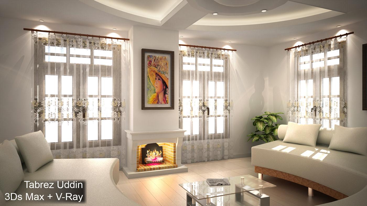 極美的34套客廳牆壁顏色欣賞