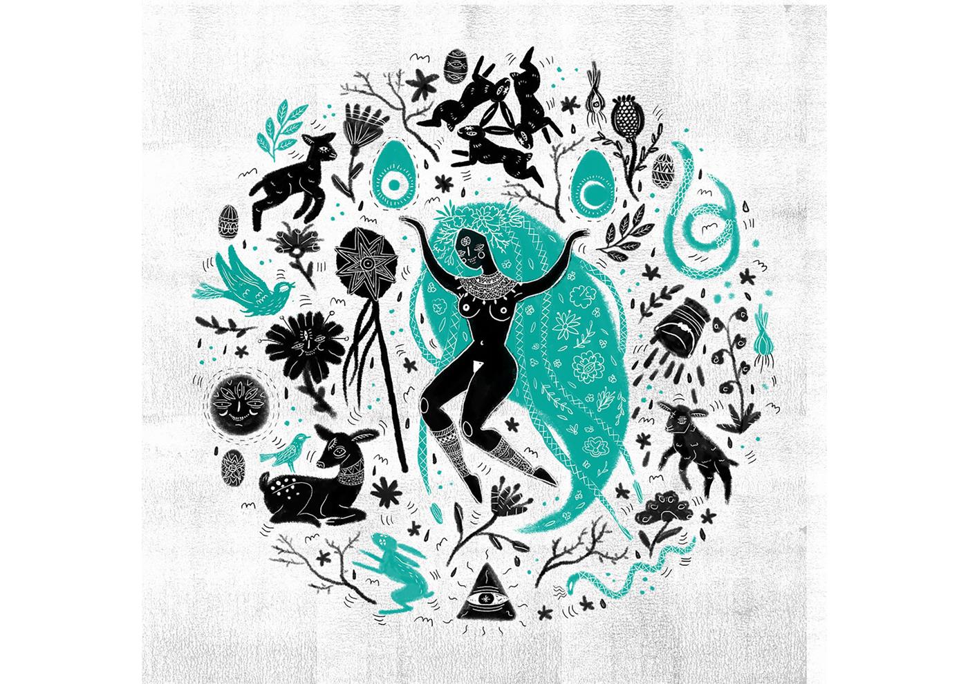 yule Winter Solstice Christmas pagan goddess Magic   constellation Wicca sabbat Halloween