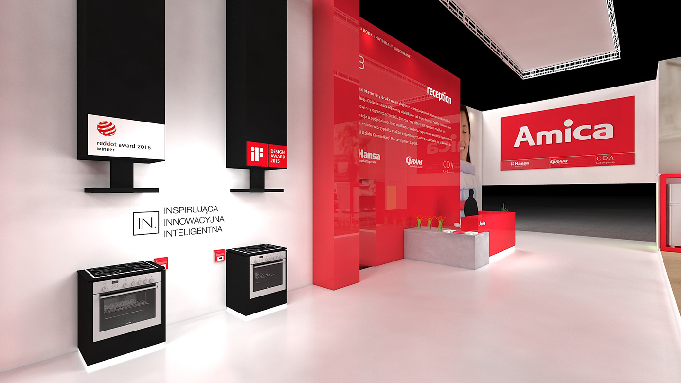 exhibitionstand booth