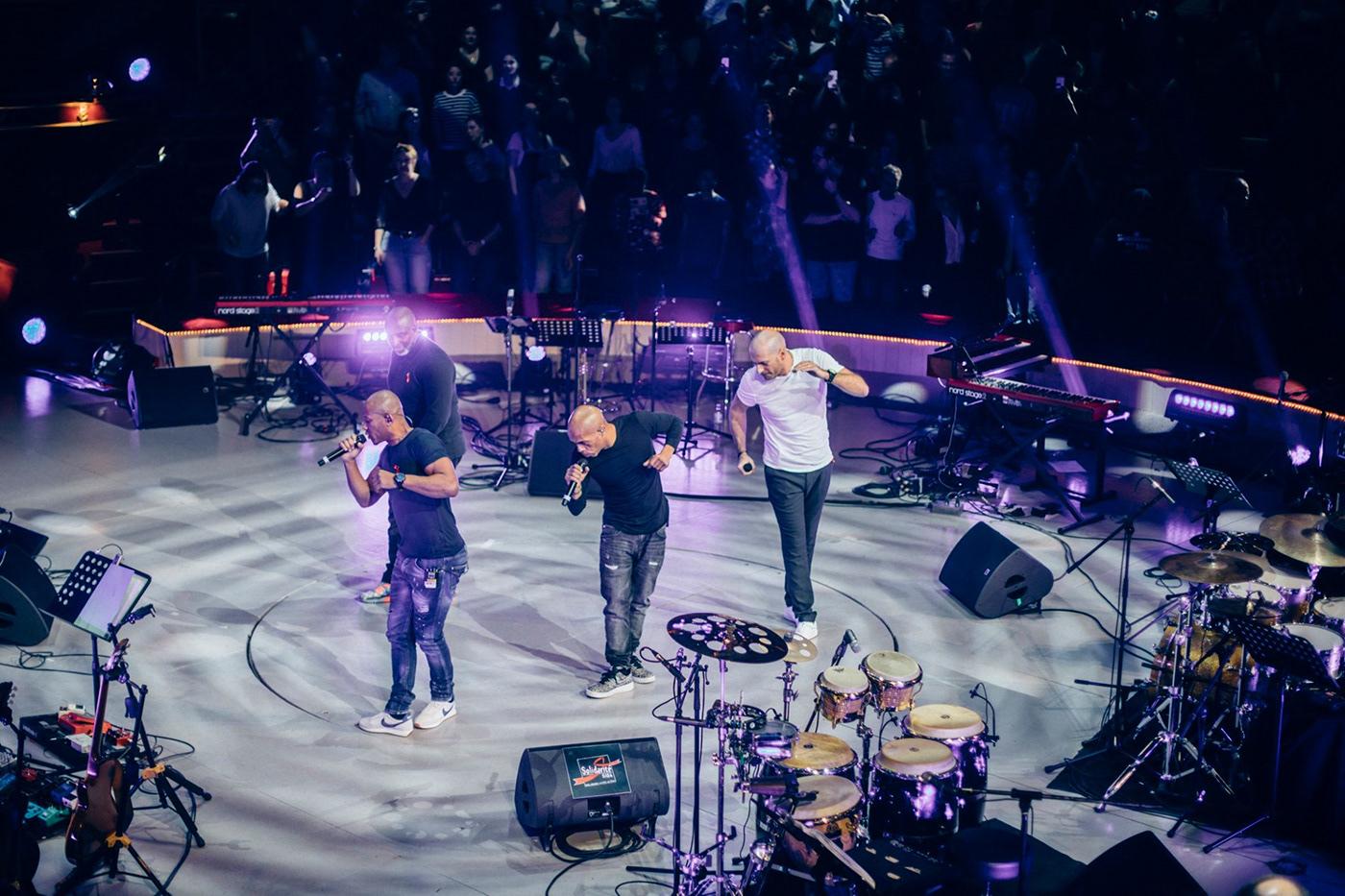 artistes concerts diner Gala solidarité sida