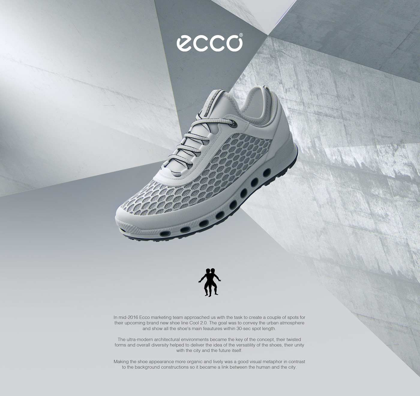 Ecco Cool 2.0 on Behance