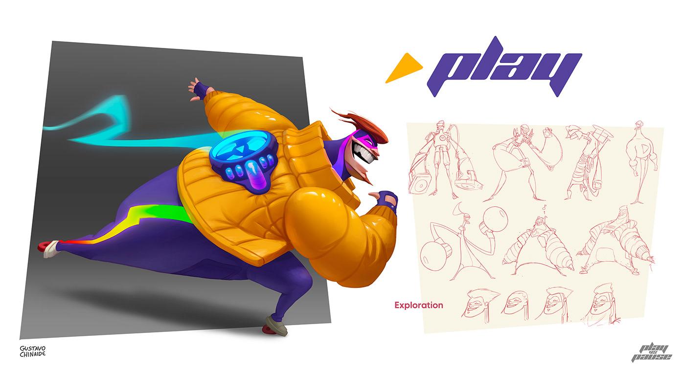 animation  Character design  concept concept art original character VisDev Visual Development