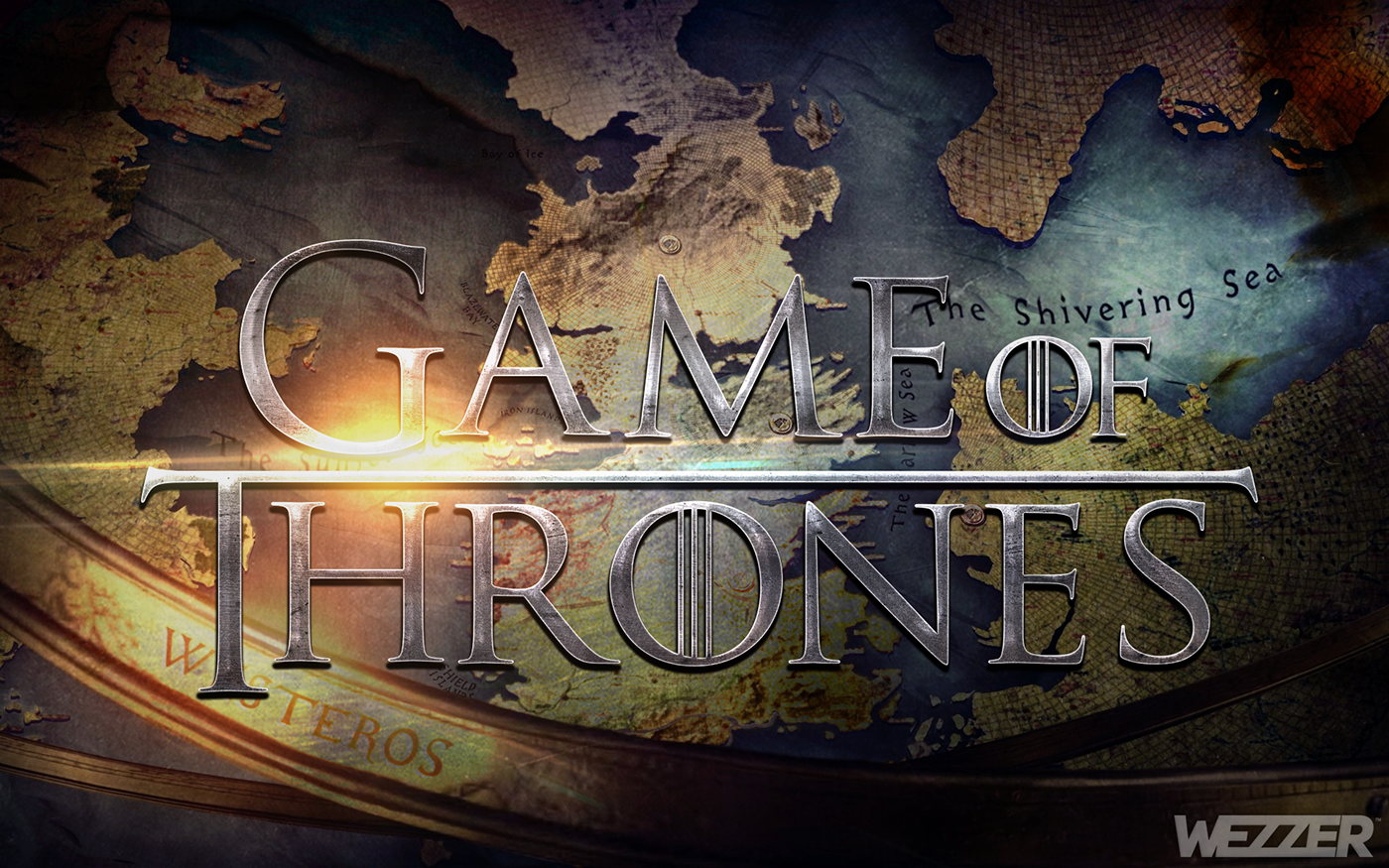 Quot Game Of Thrones Quot Text Effects Logo On Behance