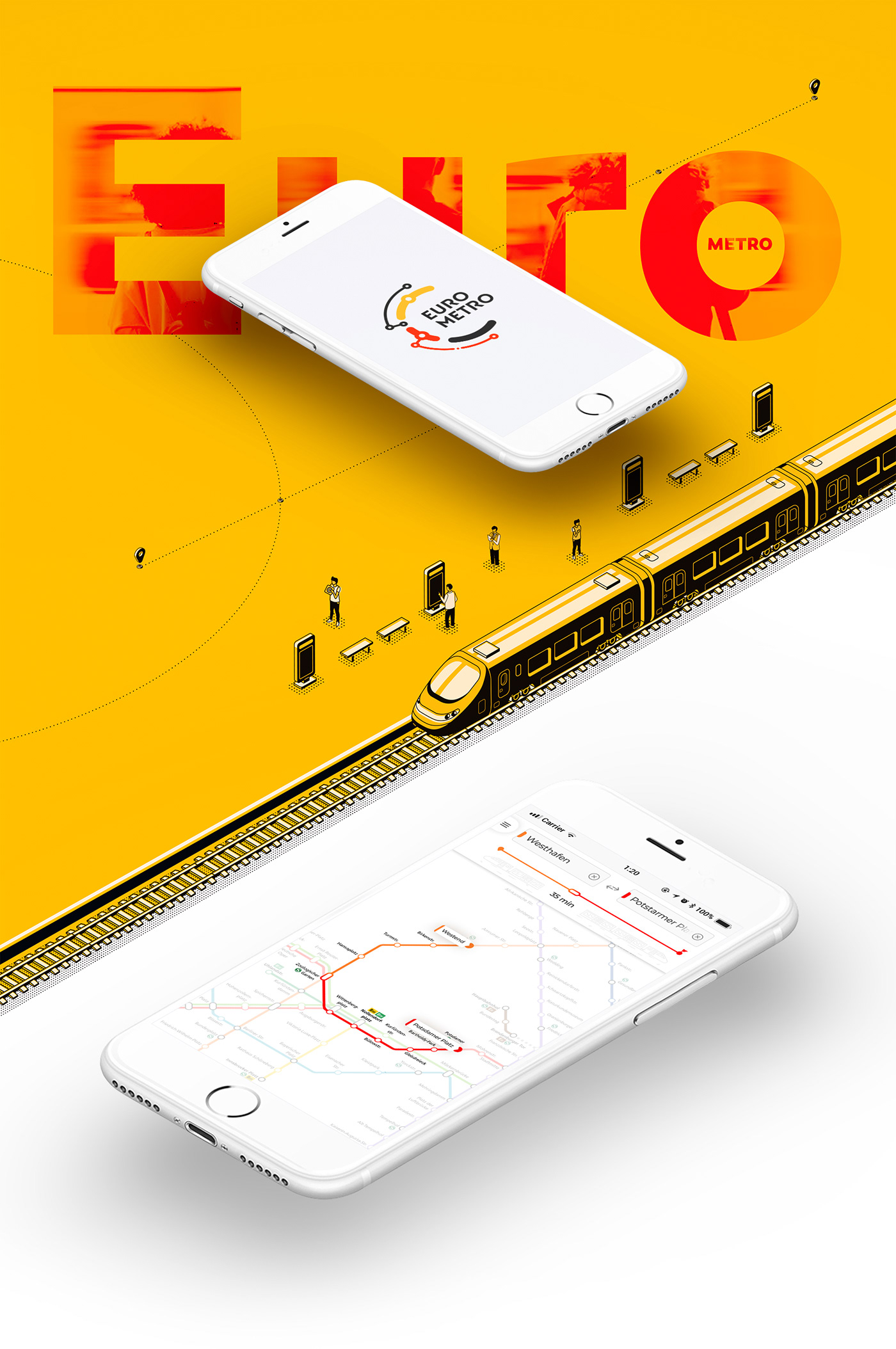 application design development logo Logo Design mobile mobile design Startup UI\UX