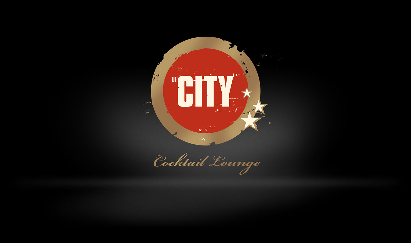 CIty Cocktail Lounge Logo