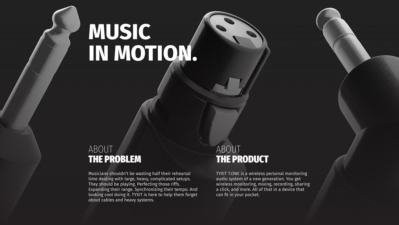 broadcasting Innovative Monitoring music musician recording swiss system Technology wireless