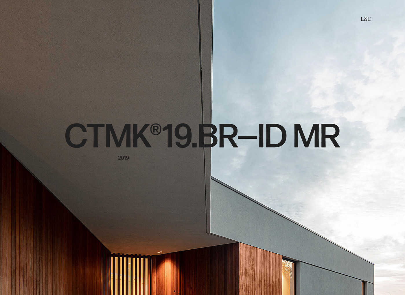 branding  identity architecture promo construction minimal typography   typo clean clear