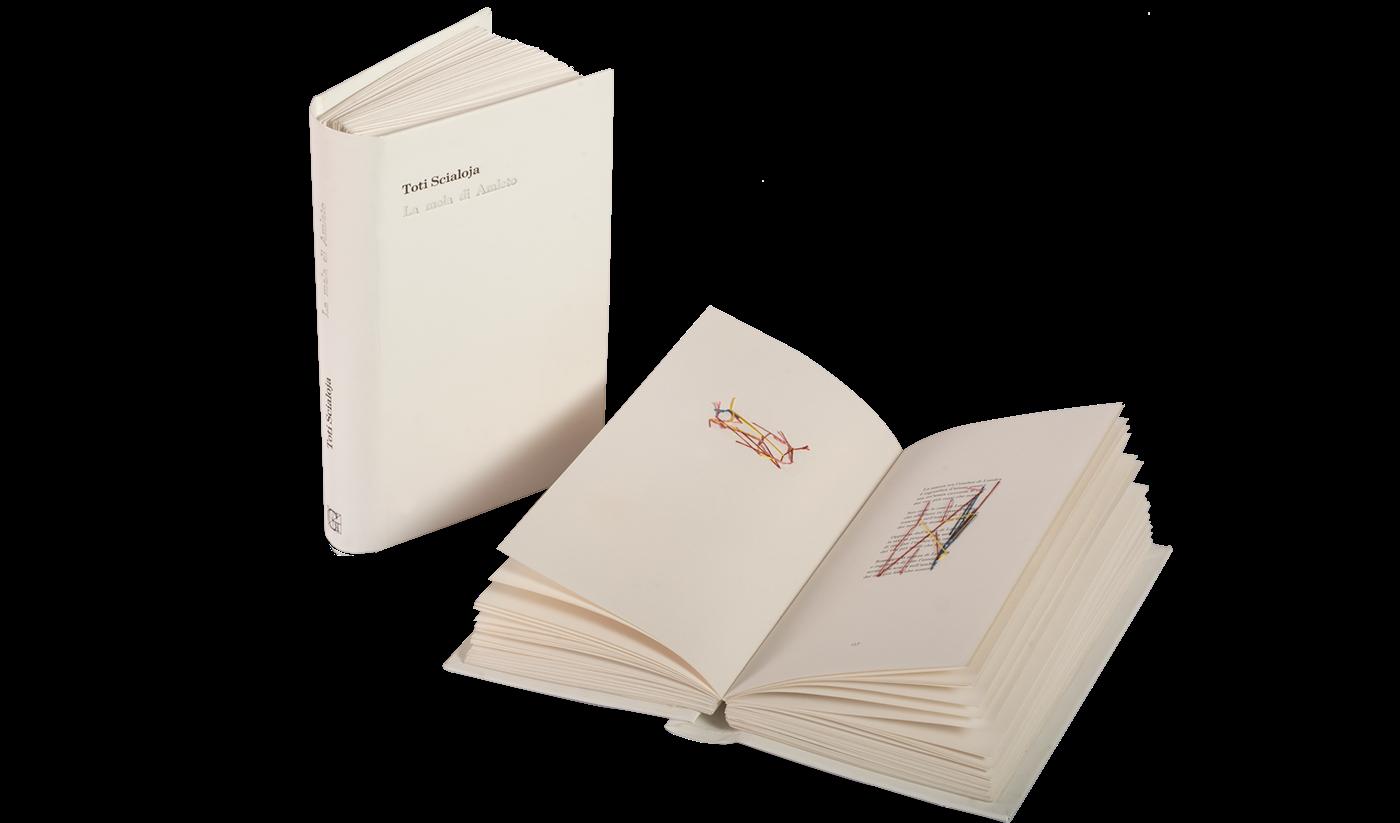 visual book libro visivo tesi polimi Bachelor Project politecnico di milano sewing thesis Piazza Book Binding