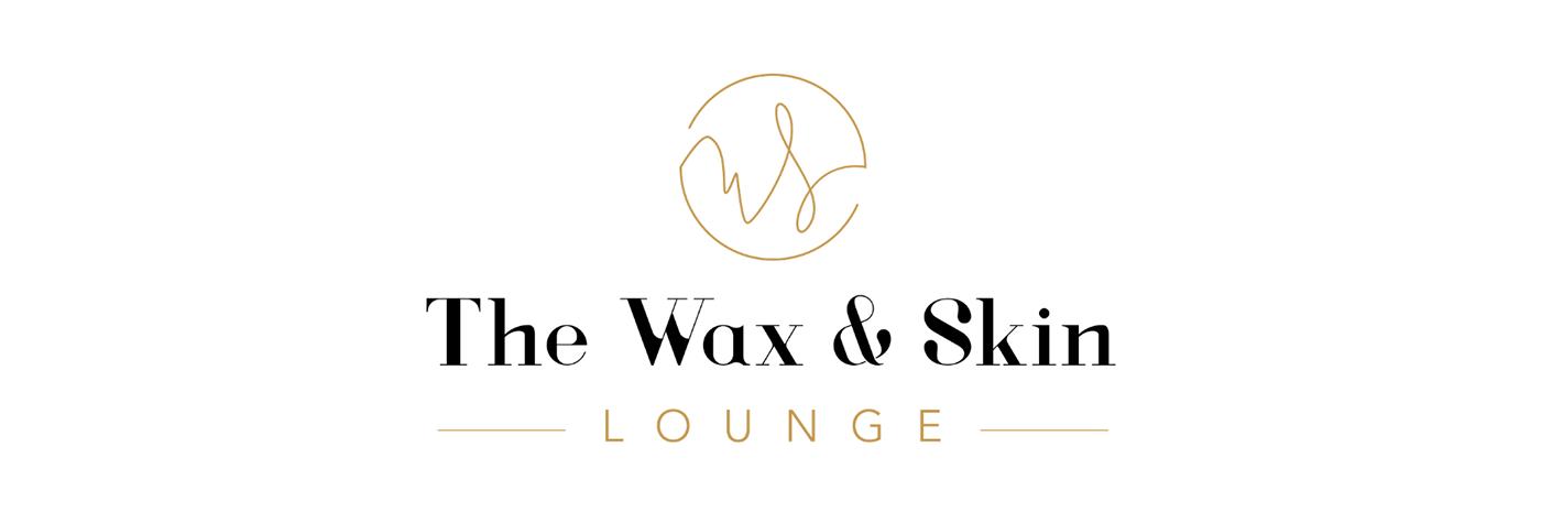 branding  identidade visual logo Logotipo marca skin care wax