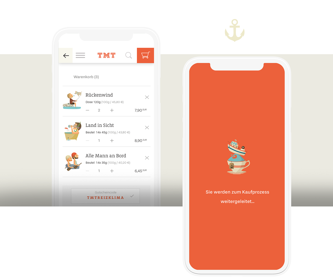 design ILLUSTRATION  ux UI Layout Ecommerce prototype tea typography   branding