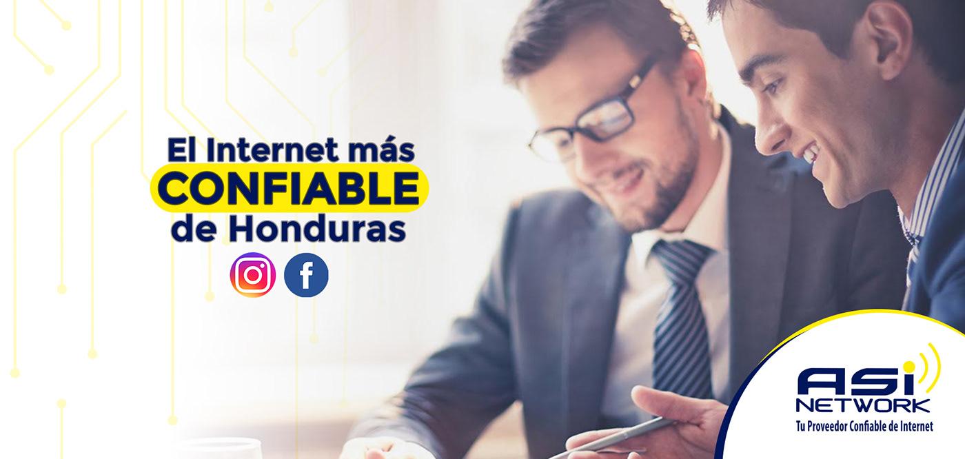 Asi Network el Internet más Confiable de Honduras, un ejemplo del emprendimiento en Honduras