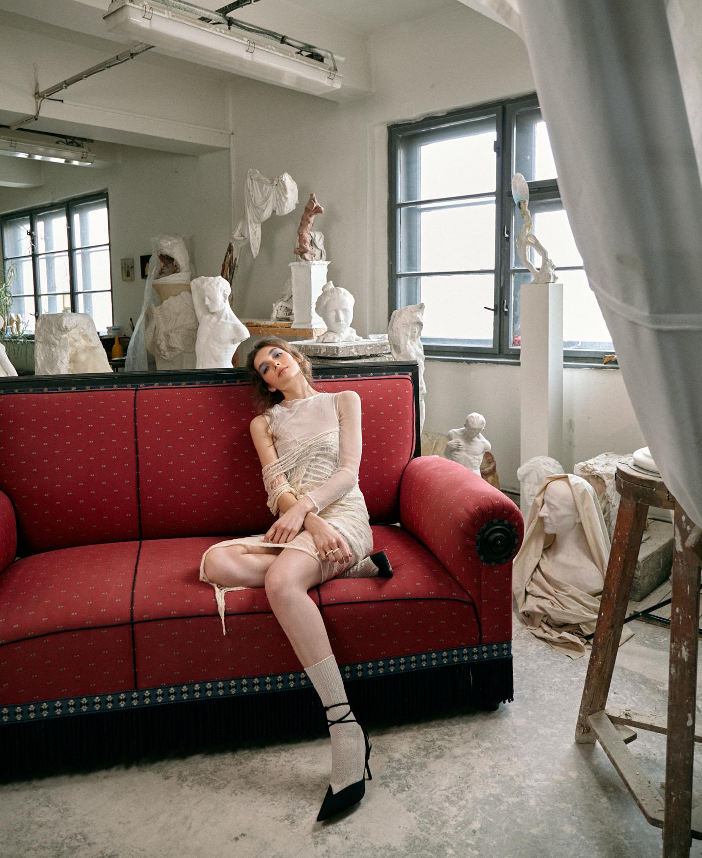 editorial Fashion  Film   flanelle magazine Mamiya mamiyarb